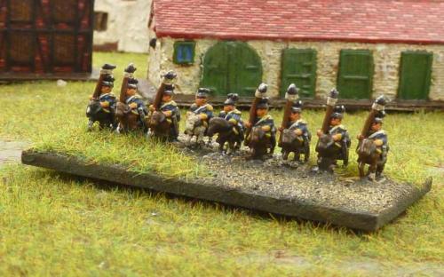 Prussian Uhlans