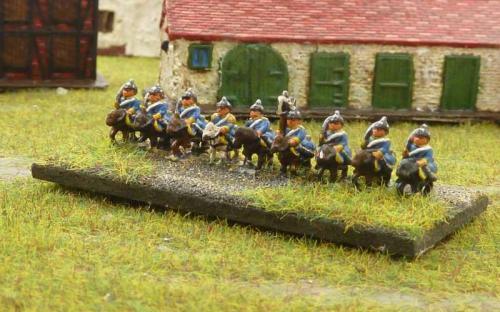 Prussian Dragoons