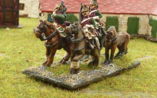 French 12th Dragoons
