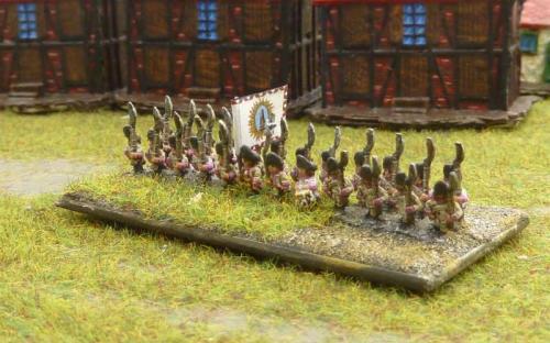 Austrian Grenadiers