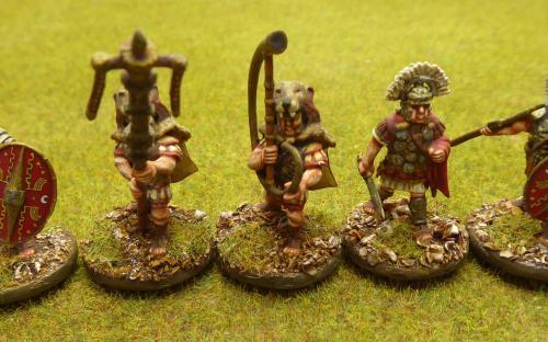 28mm Ancient Imperial Roman Praetorian Guards