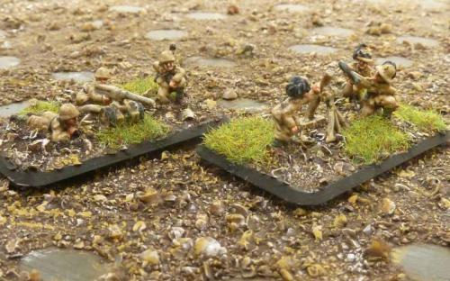 15mm Italian Bersaglieri (light infantry)