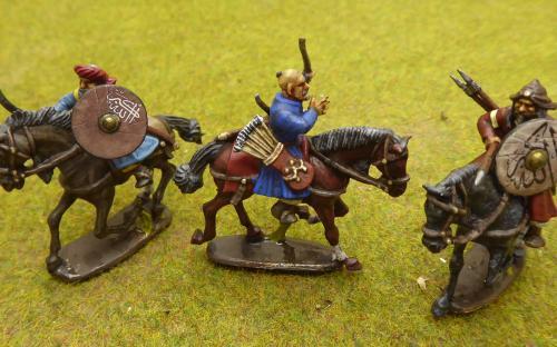 28mm Arab Cavalry (Warlord Games)