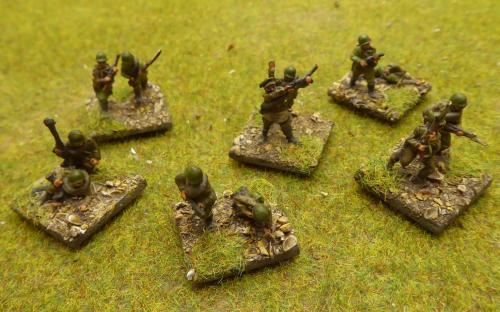 15mm WW2 Russian (Command Decision)