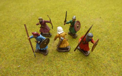 28mm Moors (Warlord Games)