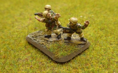 15mm WW2 German Fallschrimjaeger Company FOW-GBX08 (Flames of War)