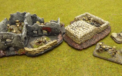 Flames of War Fallschrimjaeger Company set GBX08