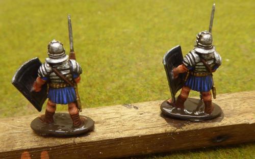 28mm Ancient Imperial Romans (Warlord Games plastics)