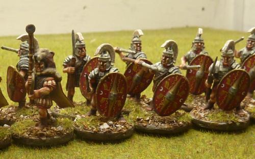 28mm Imperial Roman Pretorian Guard (Warlord Games)