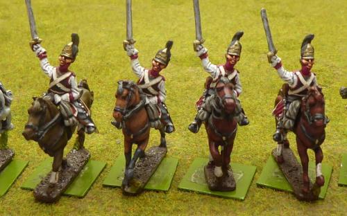 Russian Her Magesties Cuirassier (Elite miniatures)