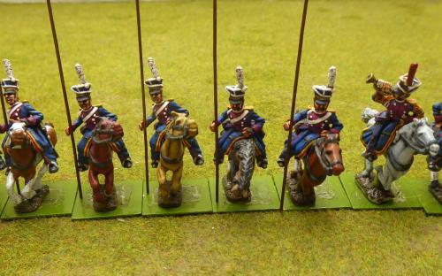 Russian Life Guard Uhlans (Elite miniatures)