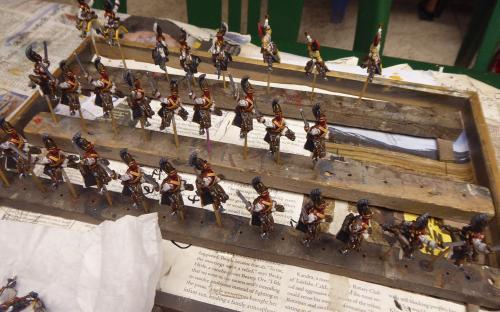 Russian Life Guard Horse Cuirassier (Elite miniatures)