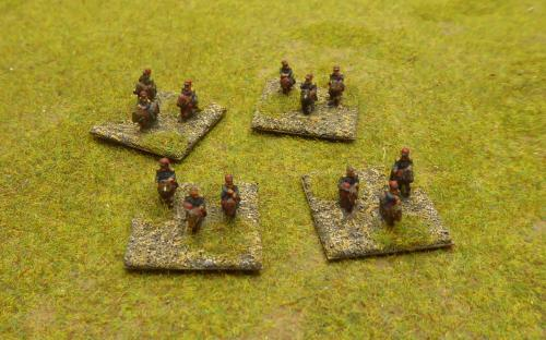 FPW French Imperial Generals and staff (Baccus miniatures)