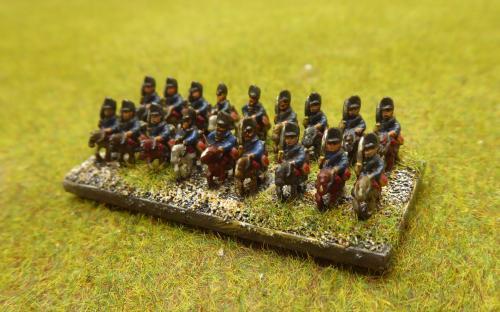 Prussian 5th Hussar regiment