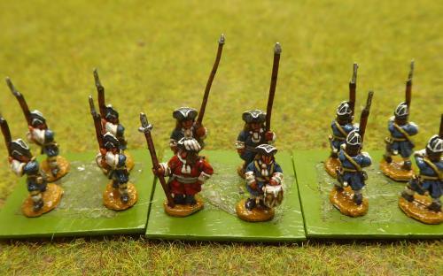 Prussian Regiment Fusilier Lieberegiment