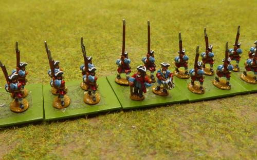 WSS Infantry Swiss Stupa Regiment