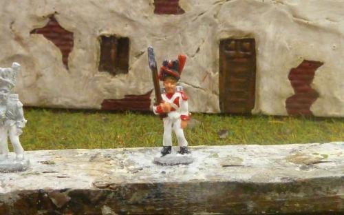 Westphalian Guard Grenadier