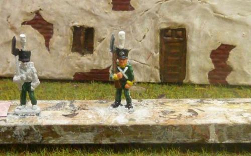 Westphalian Guard Jaeger