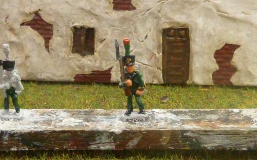 Westphalian Jaeger Carabinier