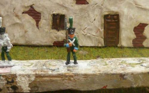 Westphalian Light infantry