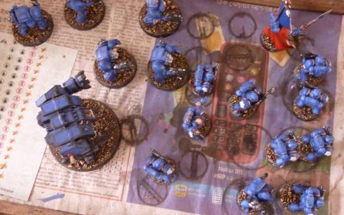Ultramarines (everything together)